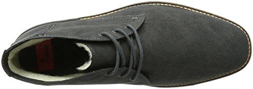 Rieker F1311, Desert Boots Homme Gris (Granit/Schwarz/Schwarz/46)