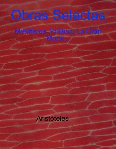 Obras Selectas de Aristóteles por Aristóteles