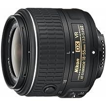 Nikon 18–55mm f/3,5–5,6G AF-S DX VR II Objetivo 18mm