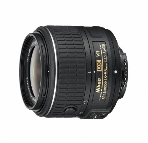 Obiettivo Nikon AF-S DX 18-55mm f/3.5-5.6G VR II