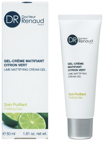 Docteur Renaud Lime Matifying Cream Gel 50ml by Laboratoire Docteur Renaud