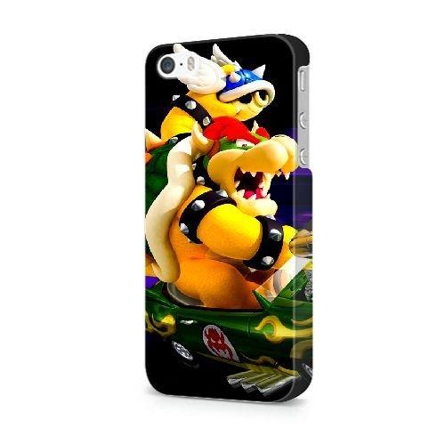 Générique Appel Téléphone coque pour iphone 5c/3D Coque/SUPREME/Uniquement pour iphone 5c Coque/GODSGGH698992 SUPER SMASH BROS BOWSER - 006