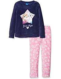 Disney Frozen Good Night, Conjuntos de Pijama para Niñas