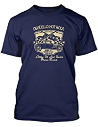 ZZ Top Deguello Hot Rods Billy Gibbons inspired, Men's T-Shirt