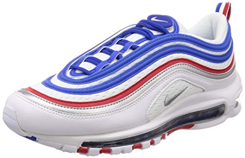 Nike Air Max 97, Scarpe da Running Uomo, Blu (Game Royal/Metallic Silver 404), 43 EU