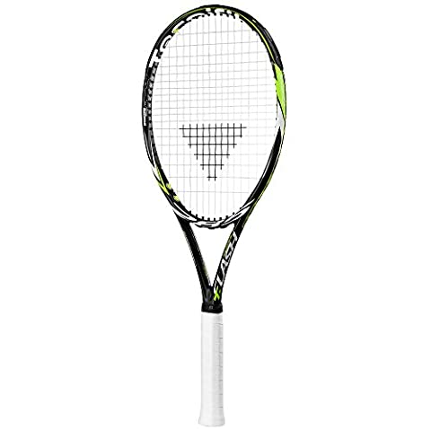 Tecnifibre T-Flash 285 ATP Tennis Racket, Grip Size- Grip 4: 4 1/2 inch