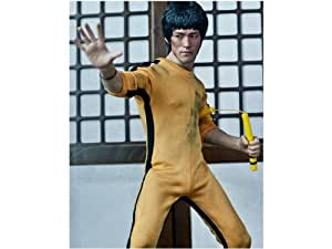 Game Of Death Bruce Lee Real Masterpiece figurine