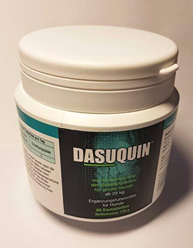 Ecuphar Dasuquin 80 Kautabl. für große Hunde ab 25 kg -