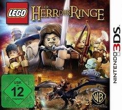 Preisvergleich Produktbild LEGO Der Herr der Ringe 3DS