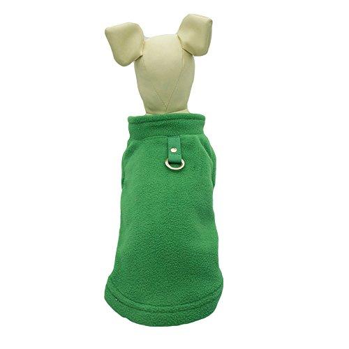 manteau pour chien harnais