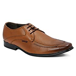 Red Chief Mens Tan Leather Formal Shoes - 8 UK/India (42 EU)(RC3412 006)