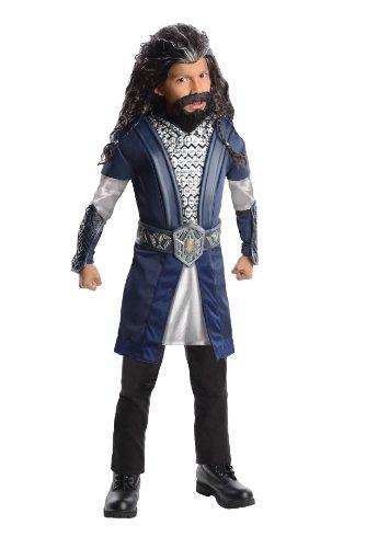 Kostüm Dwalin - Der Hobbit Dwalin Kinderkostüm - M - 128cm