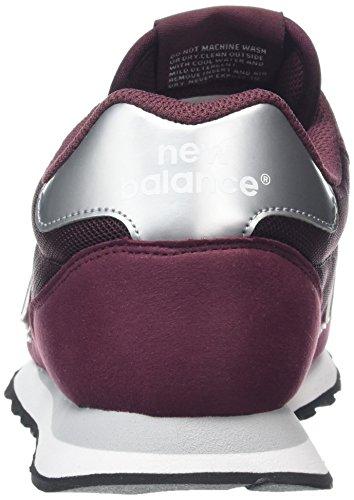New Balance Herren GM500 Sneaker, Rot (Burgundy/GM500BUS)