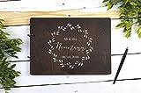 Hochzeit Geschenk für Brautpaar *Geschenk Buch* personalisiertes Holzalbum *ausgefallen, besonders, individuell*