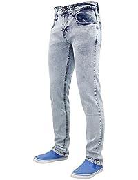 Nouvelle marque trueface Homme slim fit stretch Denim Jeans Basic 5poche Western