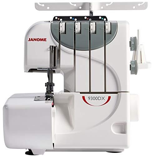 Janome 9300DX Overlocker