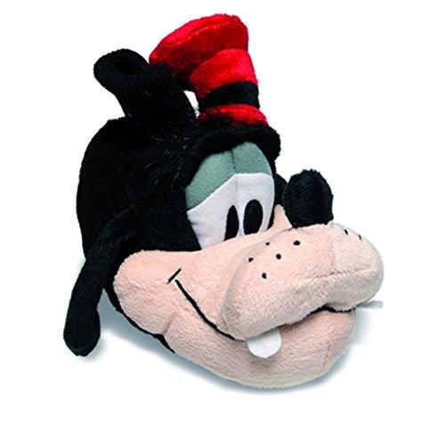 Crianças Sams Chinelos Animais De Pelúcia Disney Pateta Puschen Mole 18-28 Qualidade Chinelo Chinelo, Th-pateta Multicolorida