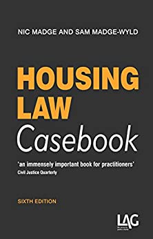 Housing Law Casebook by [Madge, Nic, Madge-Wyld, Sam]