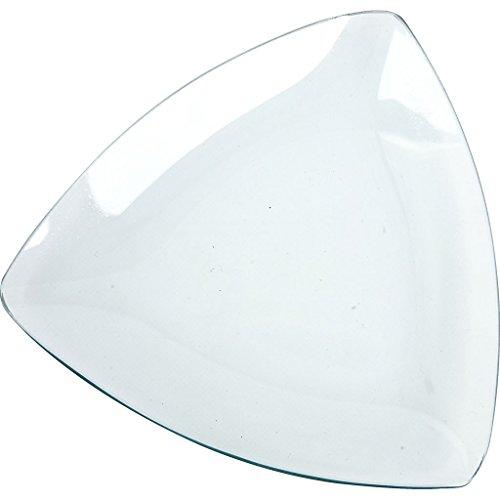 Glasschale D 19 cm 12 Stück (Stapelbar Dessertteller)