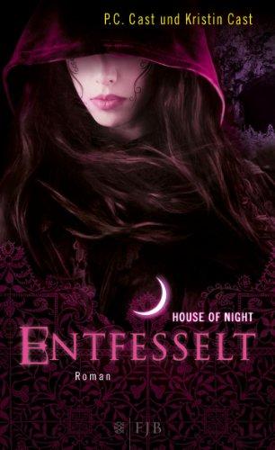 Buchseite und Rezensionen zu 'Entfesselt: House of Night 11' von P.C. Cast