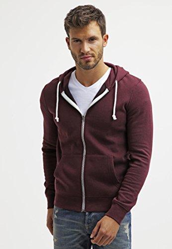 Pier One Herren Sweater Jacke aus 60 % Baumwolle