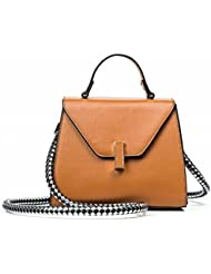 Mujer Bloqueo kelly bolsa de moda femenina Hombro messenger bag Color de la Foto