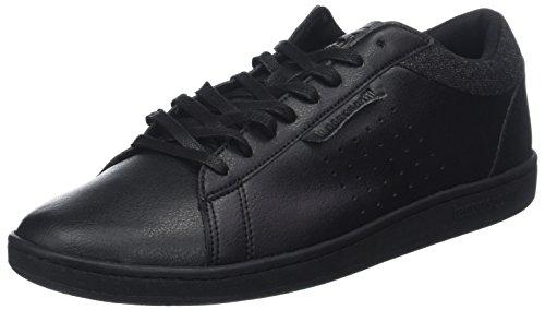 le coq Sportif Courtset Craft Black, Baskets Hommes, Noir, 41 EU