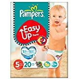 Pampers Easy Up Pants Size 5 (12-18kg) Junior x 20 per pack