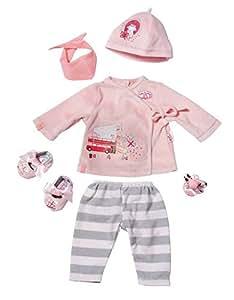 Baby Annabelle - 364085 - Ensemble Pour Garderie - Vêtements Et Accessoires Pour Poupon - 46 Cm
