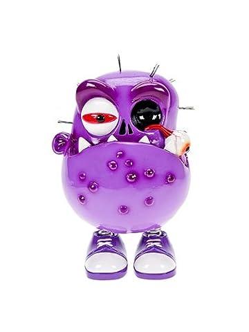 Tirelire Monstre Violet pour enfants filles ou
