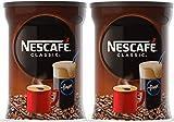 Nescafe Classic Frappe Original 2x 200 g, Instantkaffee, Eiskaffee, griechischer Kaffee, Frappé Greece (400 g)