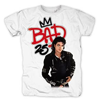 Bravado - T-Shirt - Homme - Blanc (Weiß) - FR: X-Large (Taille fabricant: X-Large)