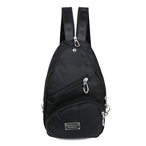pacchetto della cassa impermeabile/versione coreana di borsa messenger casuale/movimento della spalla/zaino/M Zaino/pacchetto Donne-F F