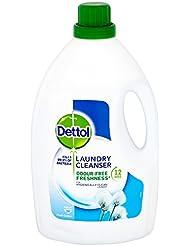 Dettol Antibacterial Laundry Cleanser, Fresh Cotton, 1.5 Litre