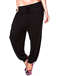 24brands CHICK REBELLE - Damen Freizeithose / Sweat Pants -Sporthose yoga Trainingshose 2314