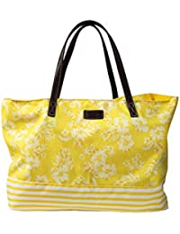 Bolso de playa Banana Moon Arlington Malba Amarillo