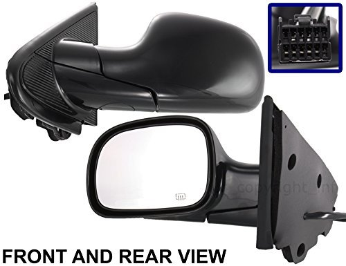 dodge-caravan-01-07-side-mirror-left-driver-power-heated-folding-kool-vue-by-kool-vue