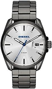 Diesel Men's Analog Quartz Watch with Stainless Steel Strap DZ