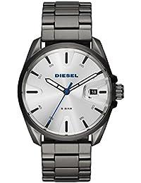 Diesel Reloj Analógico para Hombre de Cuarzo con Correa en Acero Inoxidable DZ1864