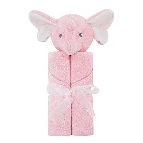 NursingJoy - Manta para bebé con diseño de Elefantes Unisex, Elephant Style...