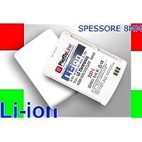 Batteria per LG Electronics KG800 KG90 CHOCOLATE BIANCA da 850 MAH A LITIO