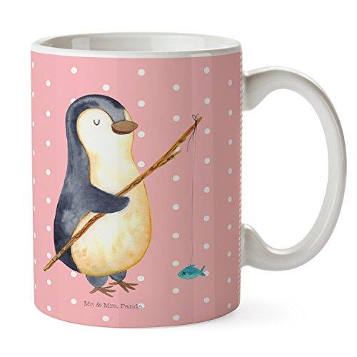 412yt7Q9UQL Tasse mit Pinguin Motiv