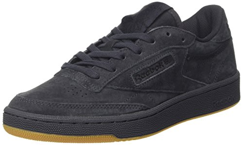 reebok-mens-club-c-85-tg-low-top-sneakers-grey-lead-black-gum-105-uk