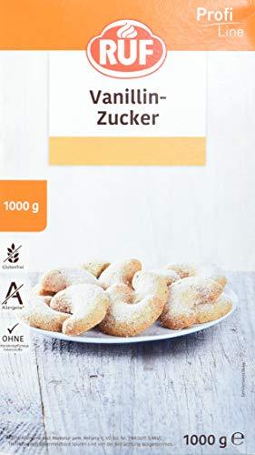 Ruf Vanillin-Zucker 1 kg, 2er Pack (2 x 1 kg)