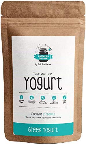 Cultures To Love Greek Yogurt Starter (Greek Yogurt)