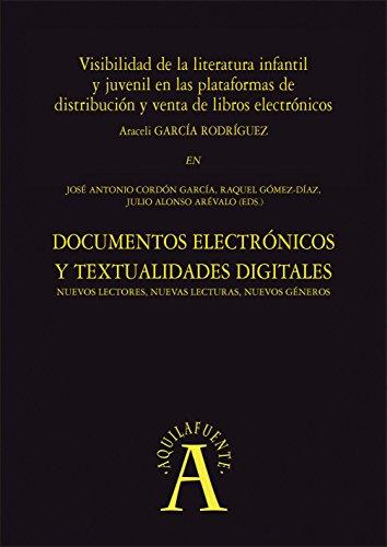 Visibilidad de la literatura infantil y juvenil en las plataformas ...