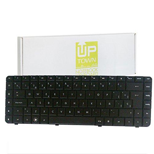 UPTOWN UP-KBH035-ES - Teclado para HP PRESARIO CQ56, CQ62 G56 G62 - Disposición ESPAÑOL - original