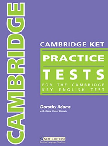 Cambridge KET Practice Tests Package - Mit Answer key (inkl. 3 CDs)