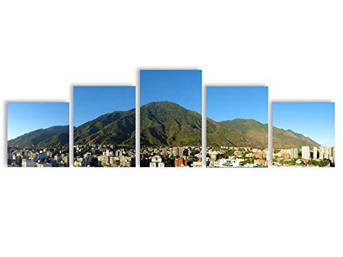 Foto Canvas Cuadro Lienzo Ávila Caracas Fotografía
