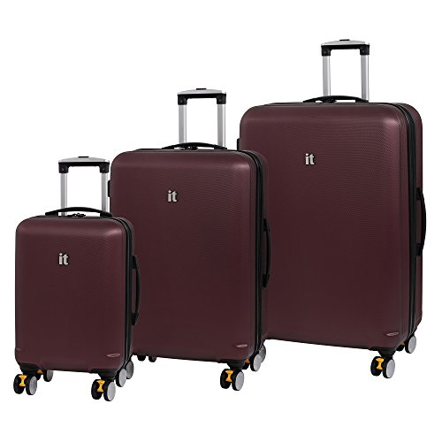 It luggage Maleta, Rojo Vino Rojo - 16-2217-08GLO3N-S234
